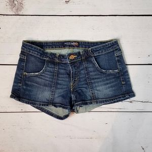 Levi's Junior's Distressed Jean Shorts, Size 3